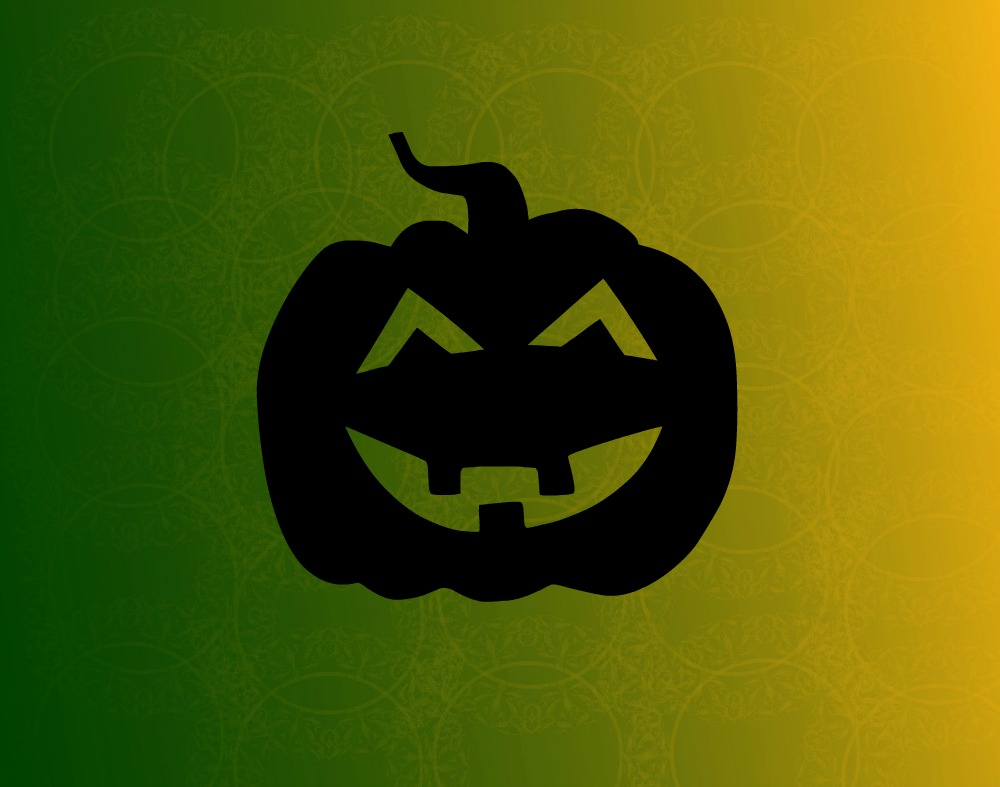 Gold and Green/ Pumpkin