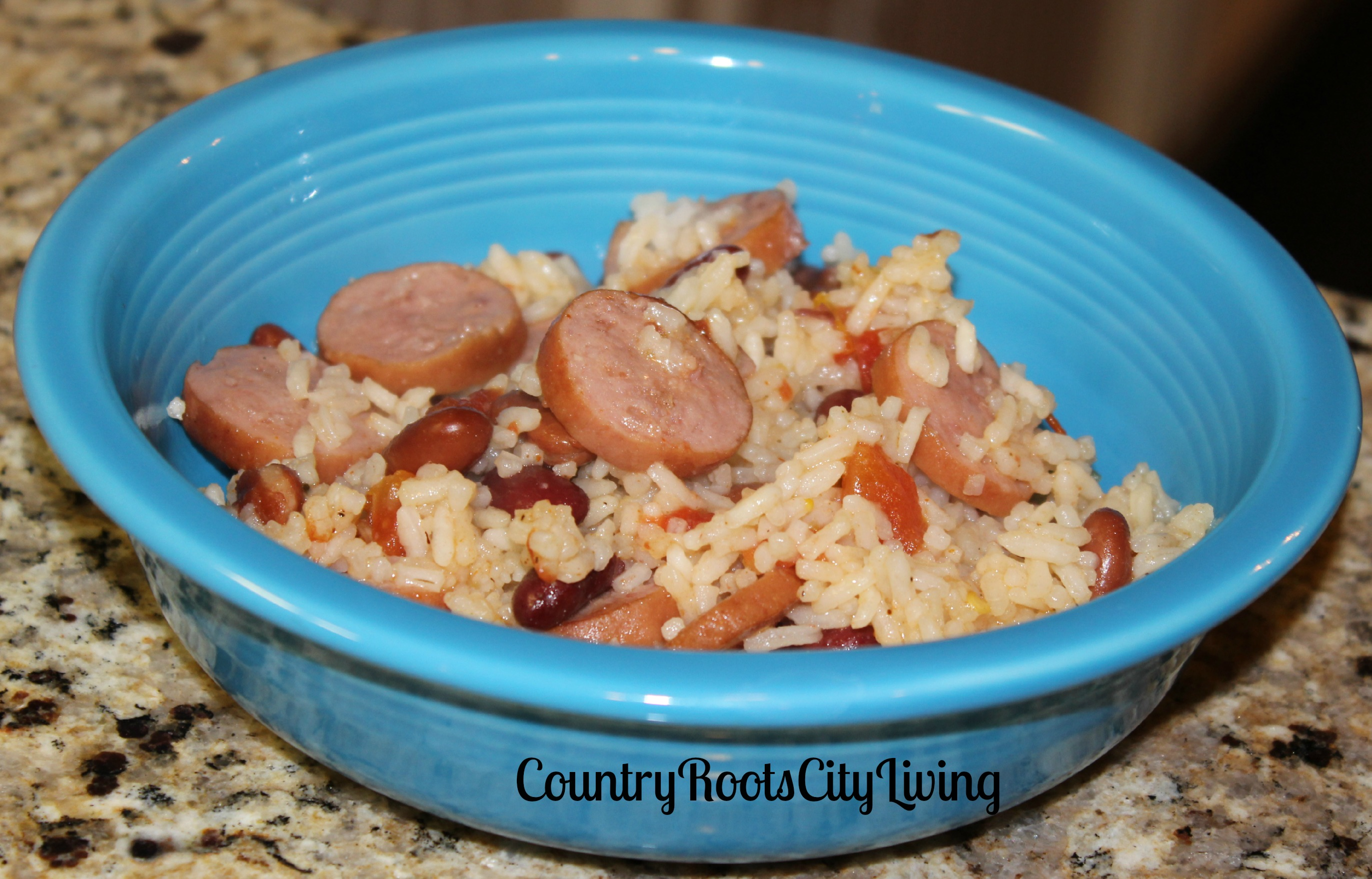Red Beans N Rice