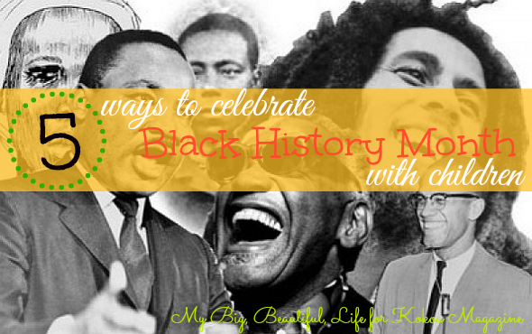 Black History Month with Children