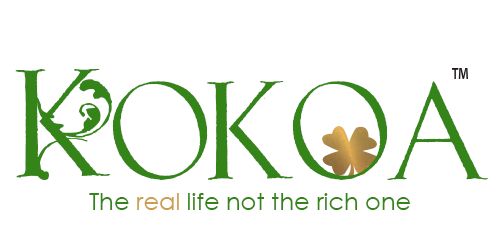 KoKoa Magazine - (ko ko ah) The real world not the rich one
