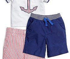 Kids fashion for the 4th of July