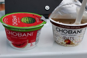 Chobani joins forces with Smoothie King