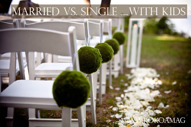Do people treat you differently when married vs being single?