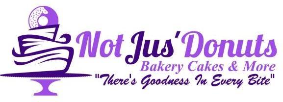 NotJusDonuts Logo - Jpeg