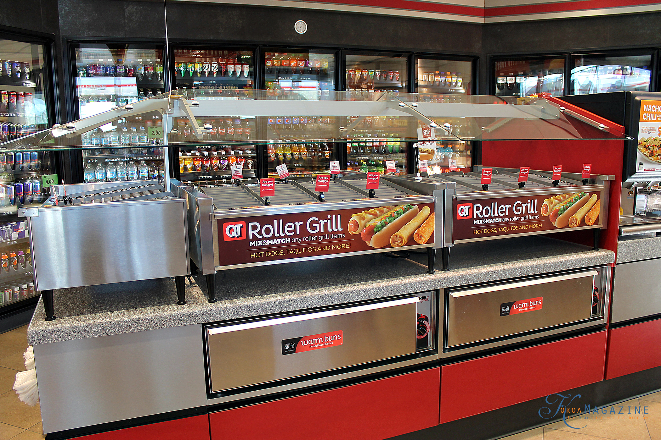 Quiktrip Store  Kitchen Hours