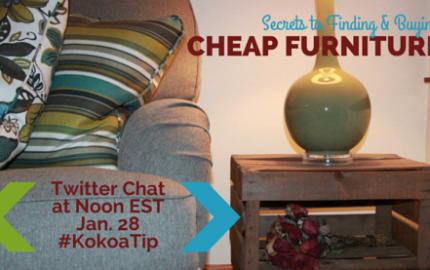 find cheap furniture