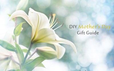 DIY mothers day gift guide