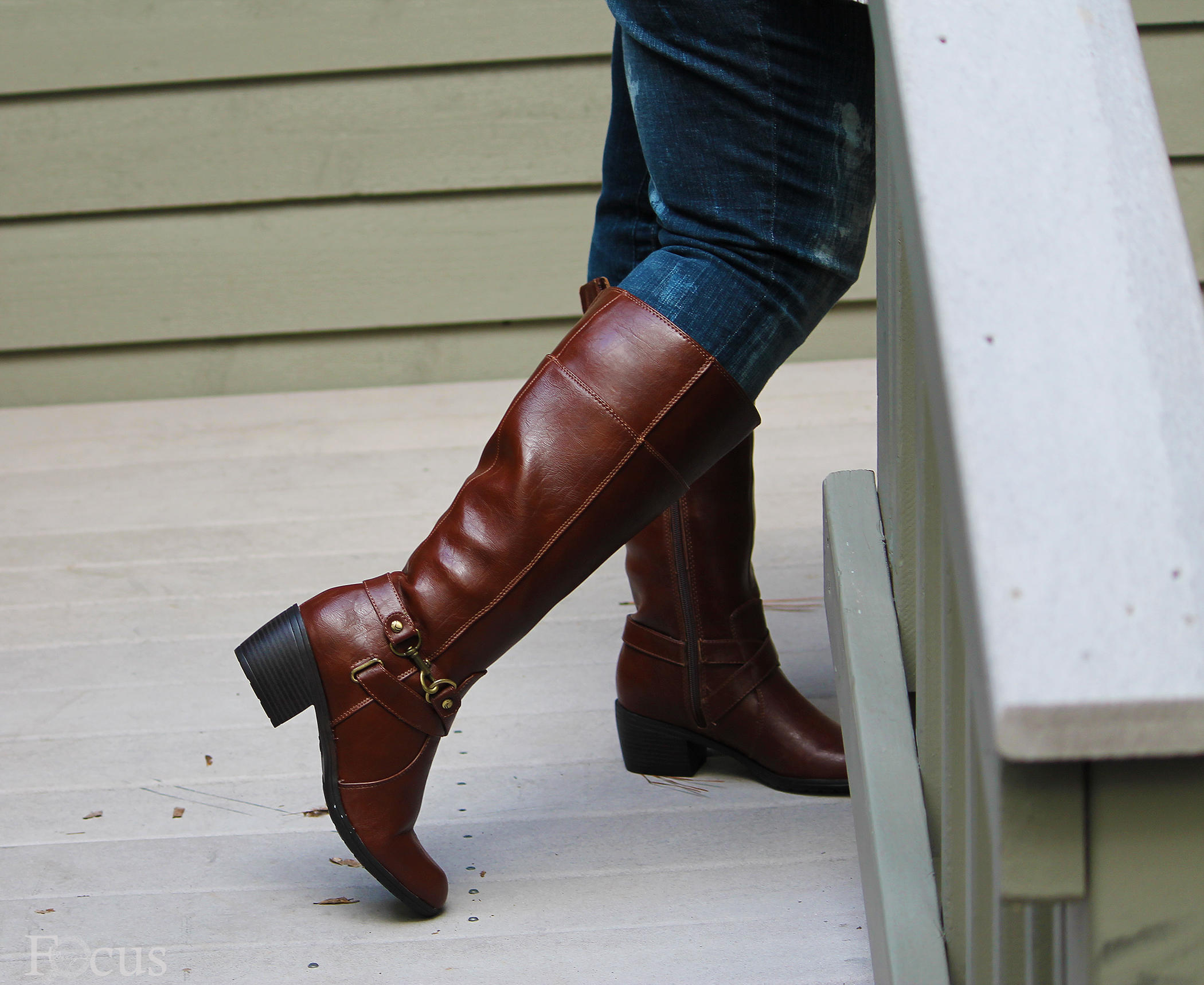 Mom Boots